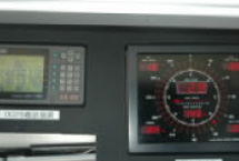 DGPS航法装置/風向風速計を設置